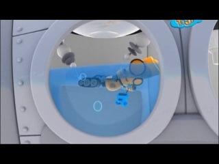 Робот Робик: Мойдодыр. 11 серия