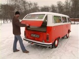 Тест драйв Volkswagen Transporter T2 (Фольксваген Транспортер Т2)